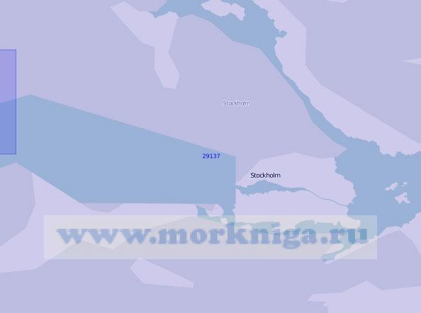 29137 Порт Стокгольм (Масштаб 1:12 500)