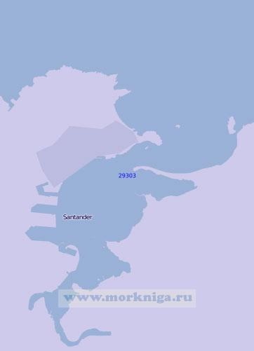 29303 Порт Сантандер (Масштаб 1:10 000)
