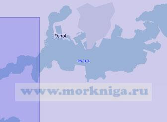 29313 Порт Эль-Ферроль (Масштаб 1:10 000)