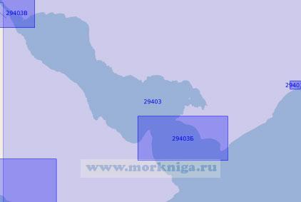29403 Залив Карлингфорд-Лох (Масштаб 1:20 000)