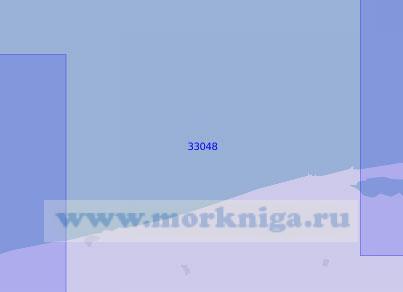 33048 От рейда Бабольсер до Ферехабадского рейда (Масштаб 1:100 000)