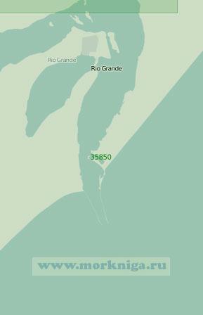 35850 Порт Риу-Гранди (Масштаб 1:25 000)