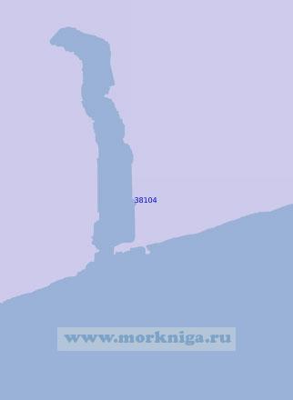 38104 Порт Южный (Масштаб 1:12 500)