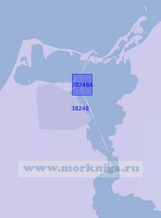 38248 Канал Лефкас (Масштаб 1:10 000)