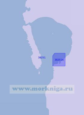 38251 Бухта Наварин (Масштаб 1:12 500)