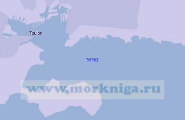 39362 Порт Тулон (Масштаб 1:10 000)