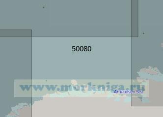 50080 От острова Терстон до полуострова Гест (Масштаб 1:5 000 000)