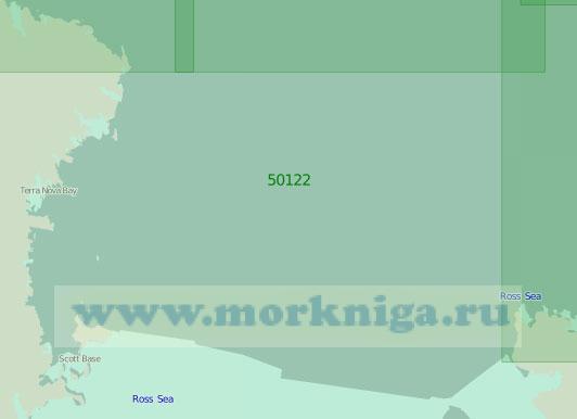 50122 Море Росса (Масштаб 1:2 000 000)