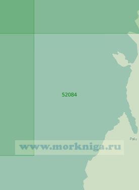 52084 От острова Тугуан до мыса Лаха (Масштаб 1:250 000)