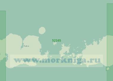 52165 Проливы Сапе и Линтах (Масштаб 1:250 000)