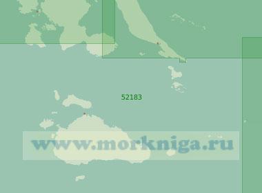 52183 Пролив Оби (Масштаб 1:250 000)