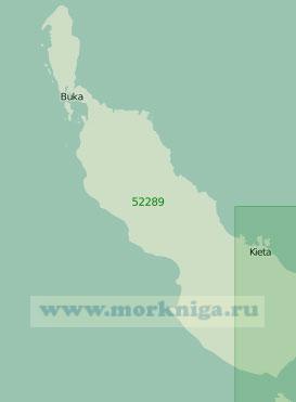 52289 Остров Бугенвиль (Масштаб 1:250 000)