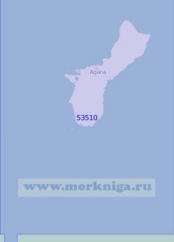 53510 Остров Гуам (Масштаб 1:100 000)
