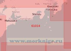 61014 От мыса Нагасаки до мыса Сиономисаки (Масштаб 1:500 000)