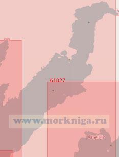 61027 Пенжинская губа (Масштаб 1:500 000)