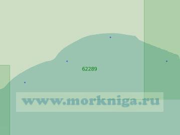 62289 От мыса Хатырка до мыса Наварин (Масштаб 1:250 000)