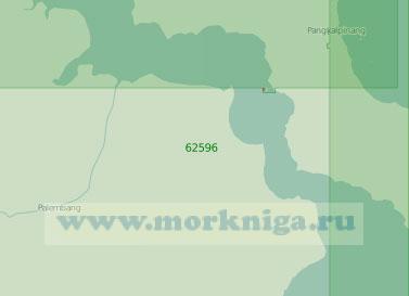 62596 Пролив Банка (Масштаб 1:250 000)