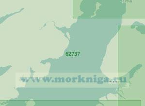 62737 Южная часть залива Кука (Масштаб 1:200 000)