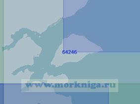 64246 Пролив Сенявина (Масштаб 1:100 000)