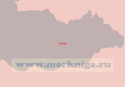 65198 Залив Одян (Масштаб 1:50 000)