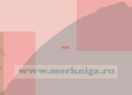 65281 От мыса Маячный до мыса Налычева