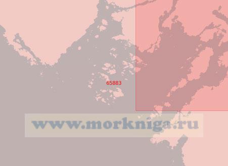 65883 Залив Баркли (Масштаб 1:50 000)