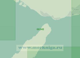 66348 Пролив Акаси с подходами (Масштаб 1:50 000)
