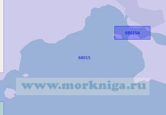 68015 Бухты Соколовская и Преображения (Масштаб 1:10 000)