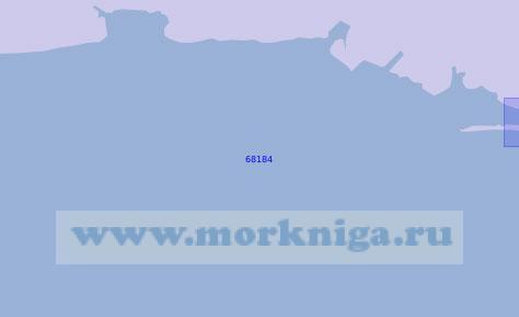 68184 Инский рейд (Масштаб 1:10 000)