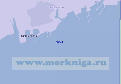68344 Порт Циньхуандао (Масштаб 1:17 500)