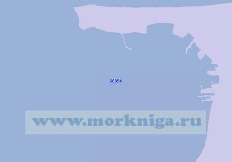 68354 Порт Лункоу (Масштаб 1:15 000)