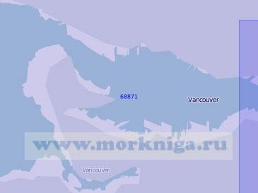 68871 Порт Ванкувер (Масштаб 1:10 000)