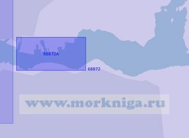 68872 Бухта Беррард. Бухта Ванкувер (Масштаб 1: 10 000)