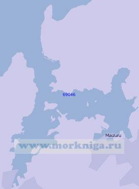 69046 Порт Майдзуру (Масштаб 1:12 500)
