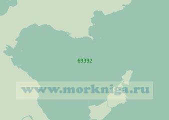 69392 Бухта Кин (Масштаб 1:25 000)