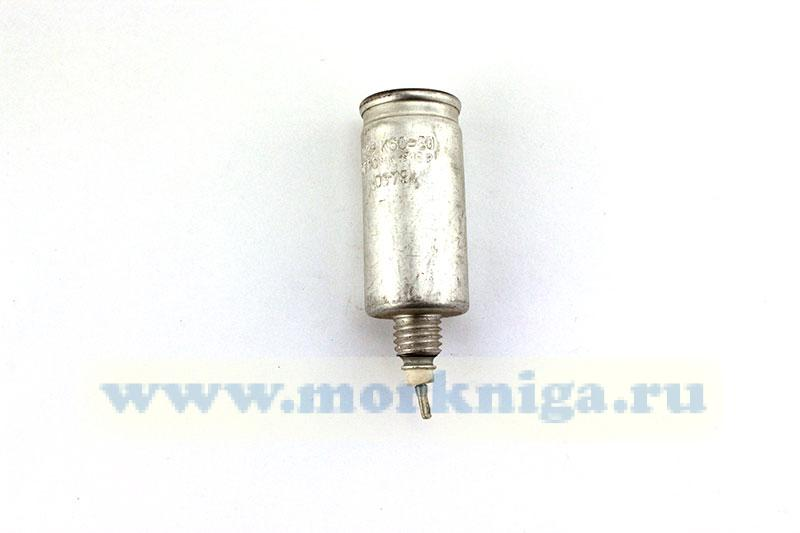 Конденсатор ВЗР К50-20 2000мкФ 16В