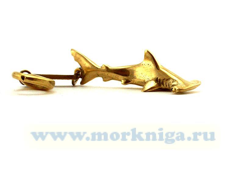 Брелок акула-молот