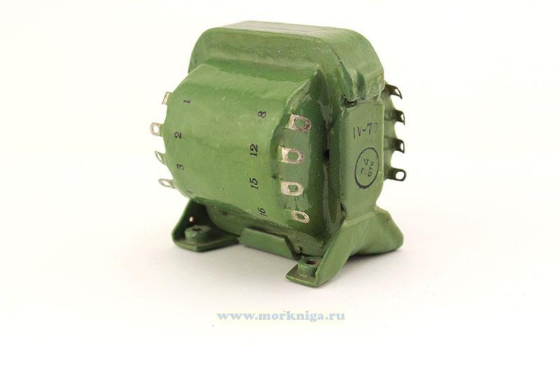 Трансформатор ТН10-220-400