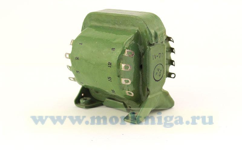 Трансформатор ТА273-220-400