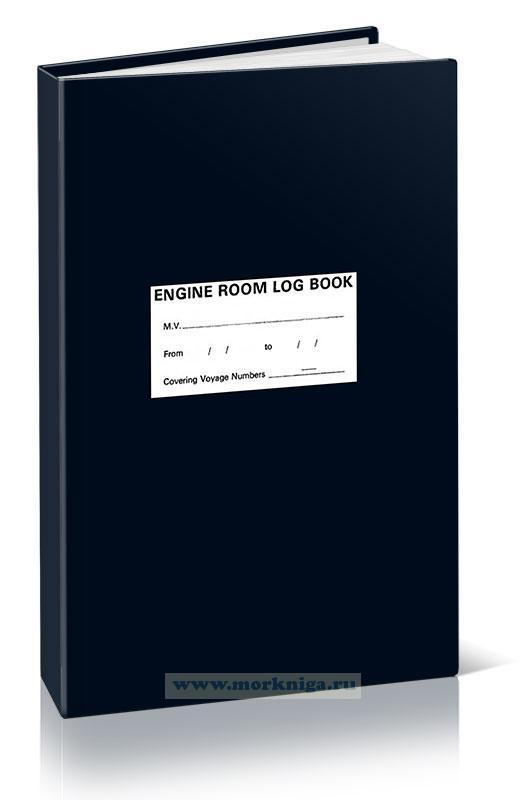 Engine Room Log Book