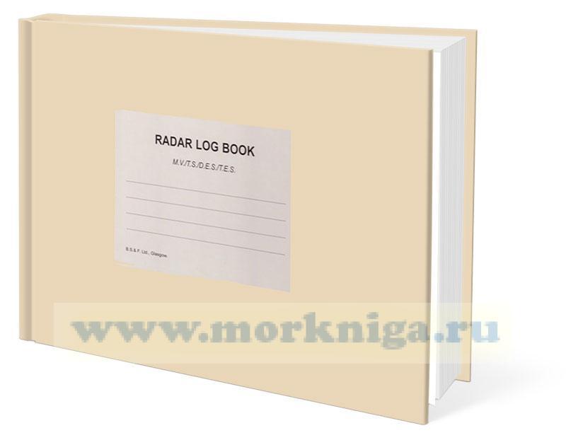 Radar Log Book