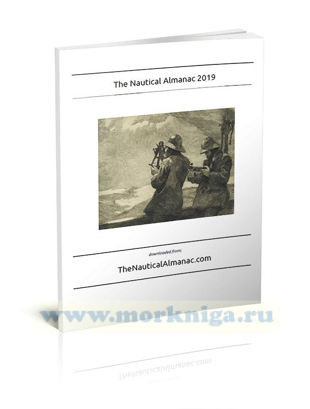 The Nautical Almanac 2019