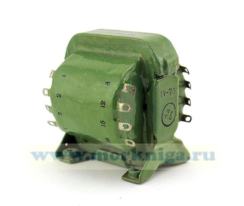 Трансформатор ТА107-220-400