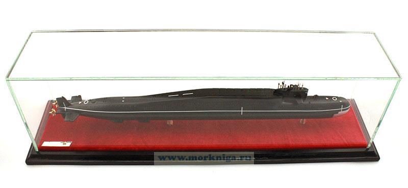 Макет атомной подводной лодки проекта 667 БДР