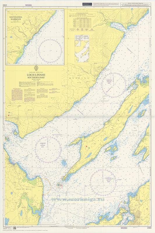 2389 Loch Linnhe Southern Part