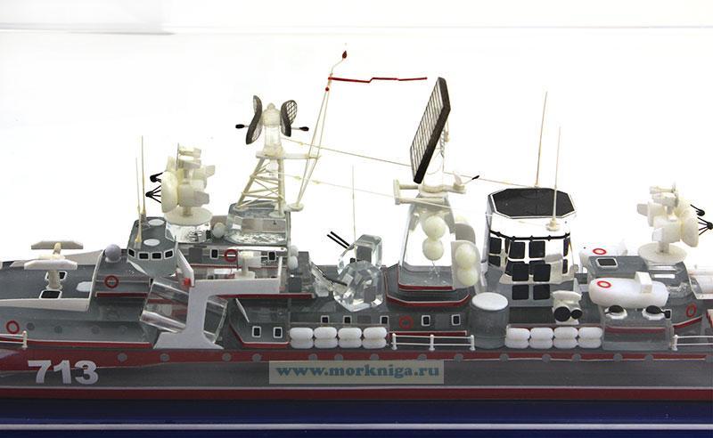 """Модель большого противолодочного корабля """"Керчь"""""""