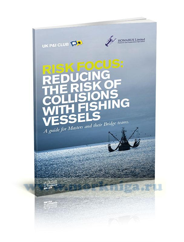 Reducing the risk of collisions with fishing vessels