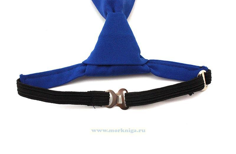 Галстук детский (синий)