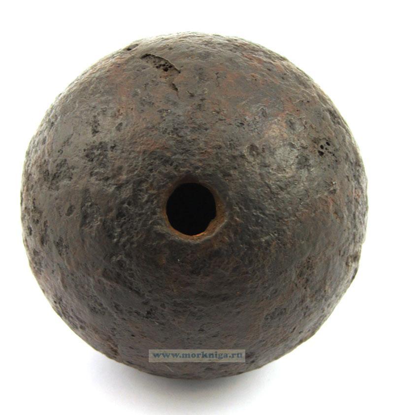 6-фунтовая мортирная граната