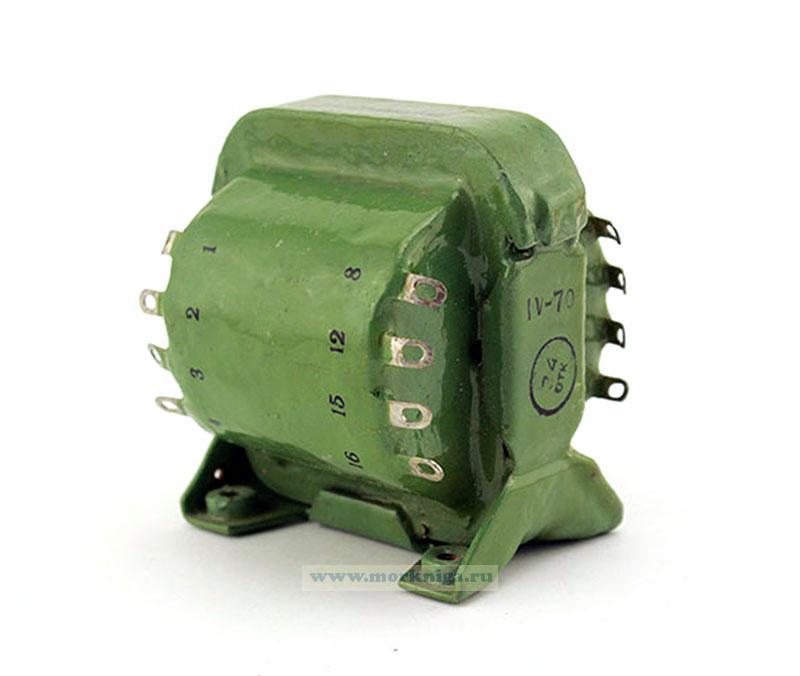 Трансформатор ТА24-220-400